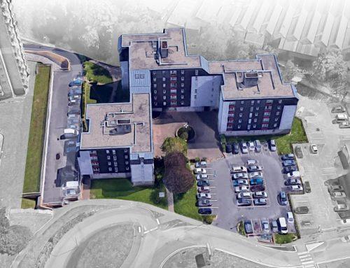 Aménagement de la résidence du Cailly et du Parking semi-enterré – Maromme (76)