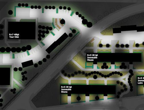 Renouvellement urbain quartier Ramponneau – Fécamp (76)