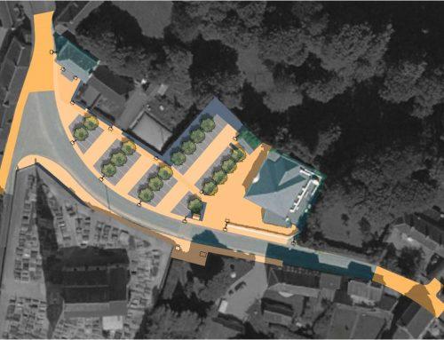 Aménagement de la Place de la Mairie – Livry (14)