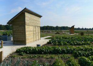 Jardins éco-solidaire à Canteleu