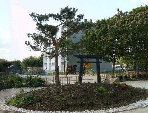Square du Nivernais – Cherbourg Octeville (50)