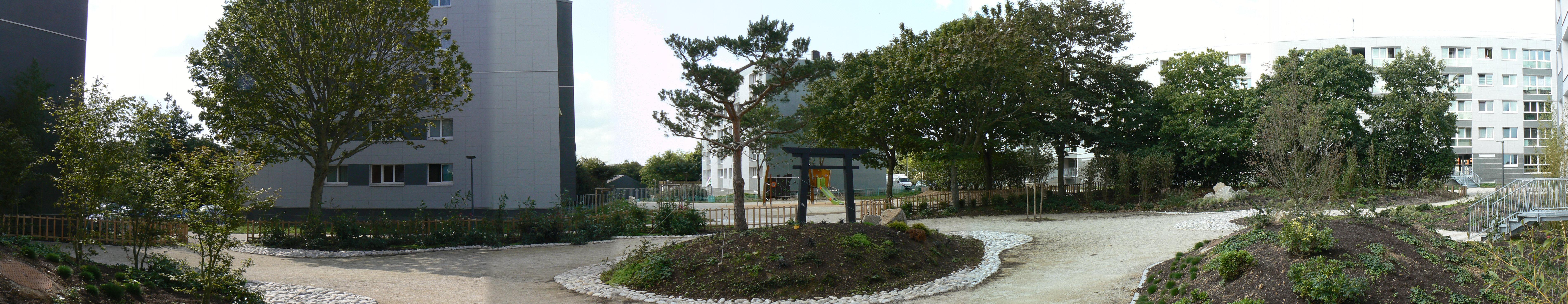 Square du Nivernais